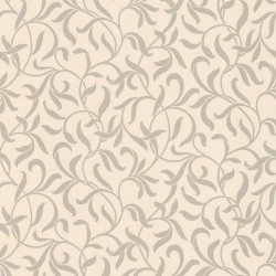 Chic Beige and Cream Wallpaper