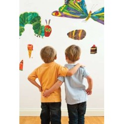 Very Hungry Caterpillar Eric Carle Wall Stickers