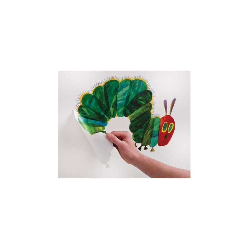 Kids wall stickers wall stickers hungry caterpillar for Eric carle mural