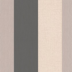 Java Grey and Cream Stripe