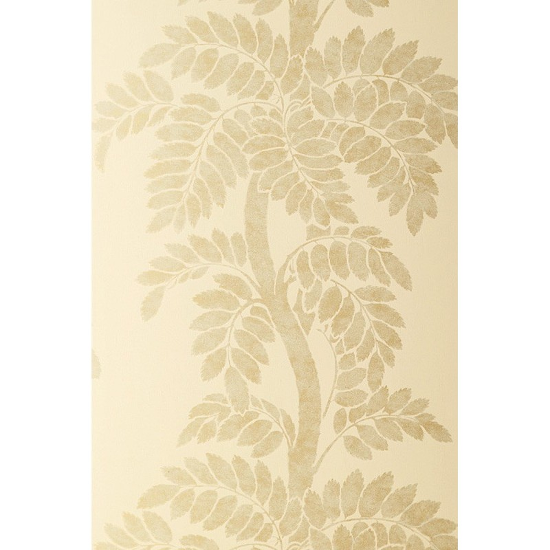 Wisteria Gold On Pale Yellow At10006 Wp037