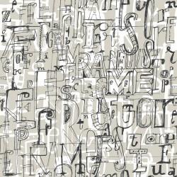 Lletres Wallpaper