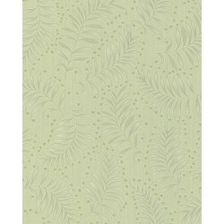 Fern Pale Green & Cream Wallpaper