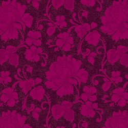 Juliette Damson Purple Floral