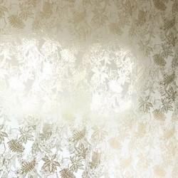 Hothouse Cream and Gold Wallpaper