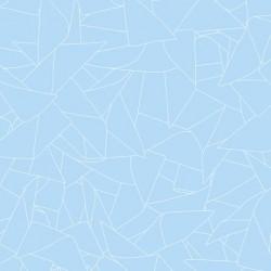 Windmill Sky Blue Wallpaper