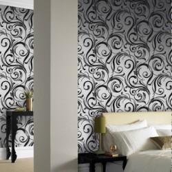 Swurly Wurly Wallpaper