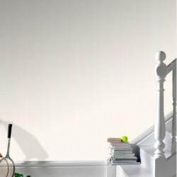 Maison White Wallpaper