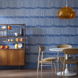 Loppy Lines Wallpaper