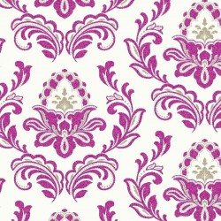 Bijoux Plum Wallpaper
