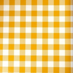 Check Yellow Wallpaper