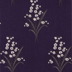 Valley Purple Wallpaper