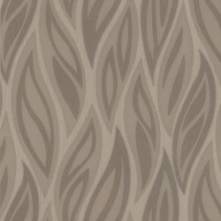 Sway Mocha & Beige Wallpaper