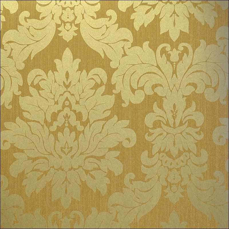 Versalles gold bronze 201c02 for Gold wallpaper for walls