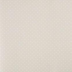 Spots Beige Reverse Wallpaper