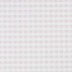 Vichy Gingham Rose Wallpaper