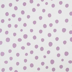 Bolas Malva Spots Wallpaper