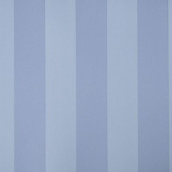 Danubio Azul Blue Stripe Wallpaper