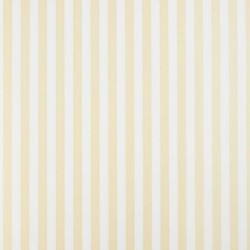 Milena Amarillo Yellow and White Stripe Wallpaper