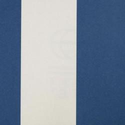 Rio Turbo Azul Stripe Wallpaper