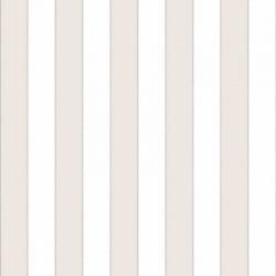 Souligné Beige & Cream Striped