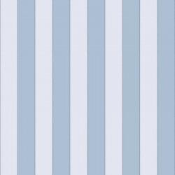 Souligné Pale Blue & Blue Wallpaper
