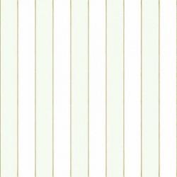 Souligné Cream Striped Wallpaper
