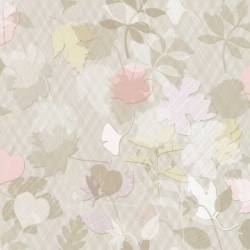 Forest Multi-Colour Beige Wallpaper