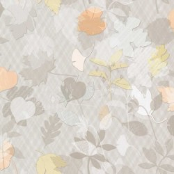 Forest Multi-Colour Grey Wallpaper