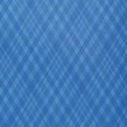 Canvas Blue Check Wallpaper