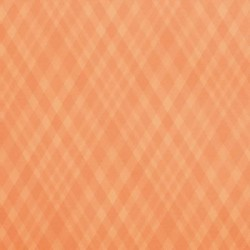 Canvas Orange Check Wallpaper