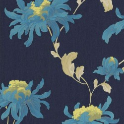 Fabulous Navy Blue Wallpaper