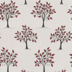 Willow Red Wallpaper