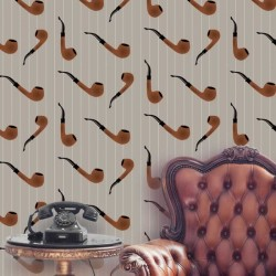 Pipe Coffee Wallpaper