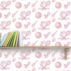 Tennis Pink Wallpaper