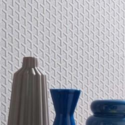 Turbine White Wallpaper