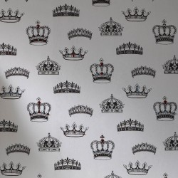 Crowns & Coronets Wallpaper