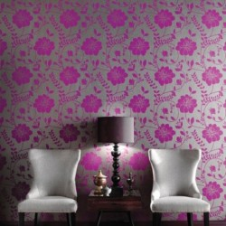 Twilight Purple Wallpaper