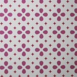 Stars Fuchsia Wallpaper