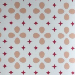 Stars Salmon Wallpaper
