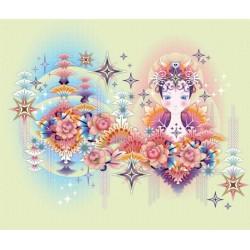 Dream Girl Mural