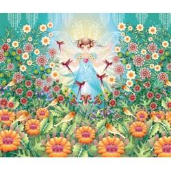 Garden Princess Mural