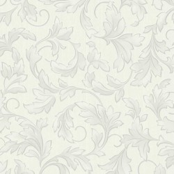 Charmed Cream & Beige Wallpaper