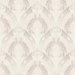 Pendleton Cream Wallpaper