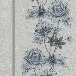 Clancy Navy Blue Wallpaper