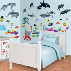 Sea Adventure Room Décor Kit