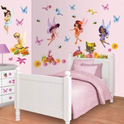 Magical Fairies Room Décor Kit