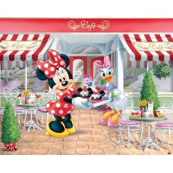 Walltastic Disney Minnie Mouse