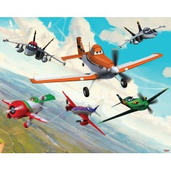 Walltastic Disney Planes