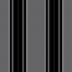 Falkirk Black Flock and Grey Stripe